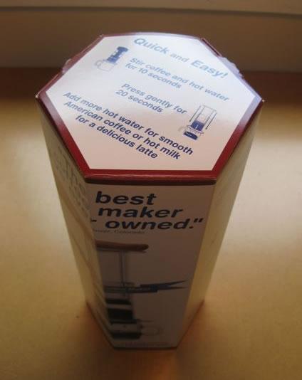 AeroPress Box
