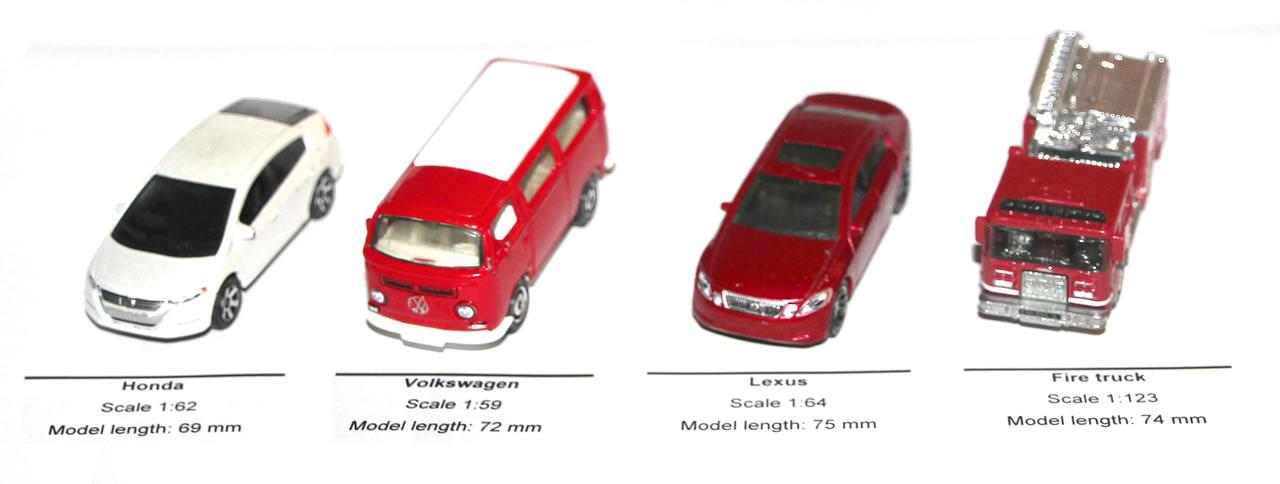 Free Matchbox Cars