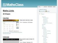 Maths Links Screenshot