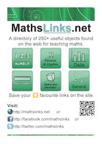 MathsLinks poster