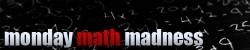 monday math madness logo