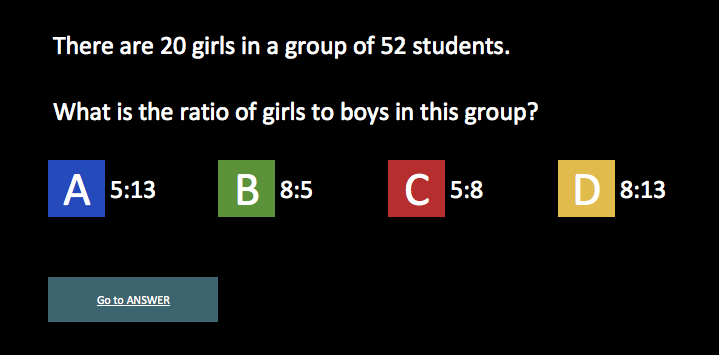 In Term 1 I did a couple of quick quizzes with my Year 9 class using ...