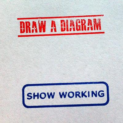draw a diagram, show working